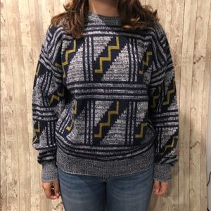 Vintage oversized Bill Cosby sweater